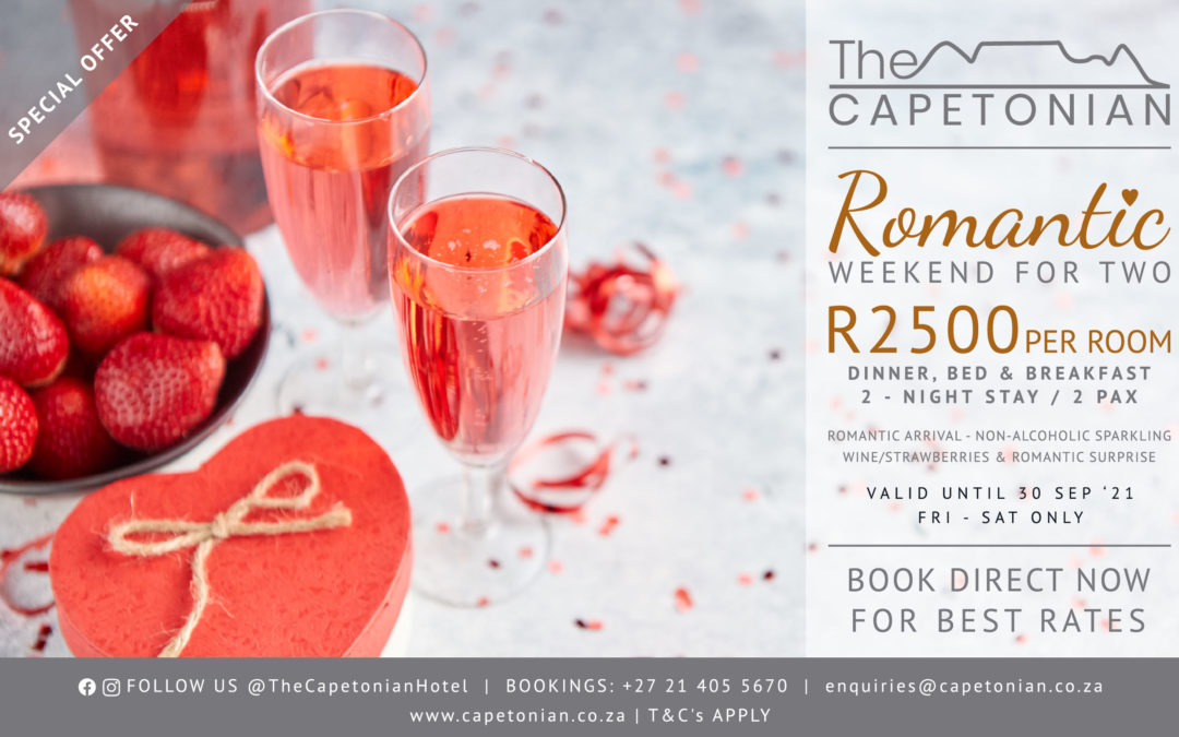 Romantic Weekend for Two Special