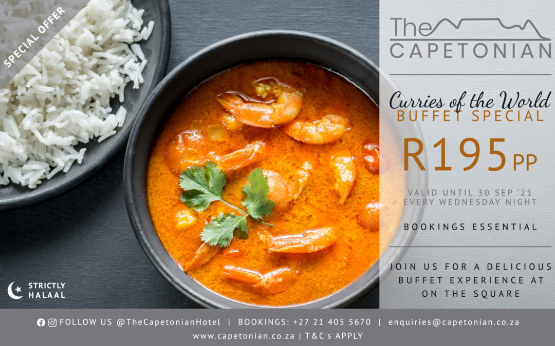 Curries Of The World Buffet Special